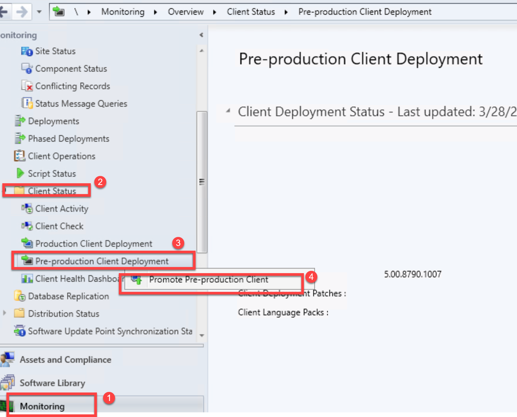 SCCM 1902 Step by Step Upgrade Guide